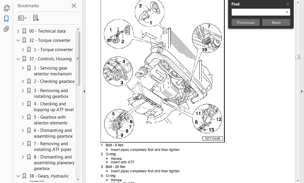 official workshop service repair manual for audi a6 c5 1997
