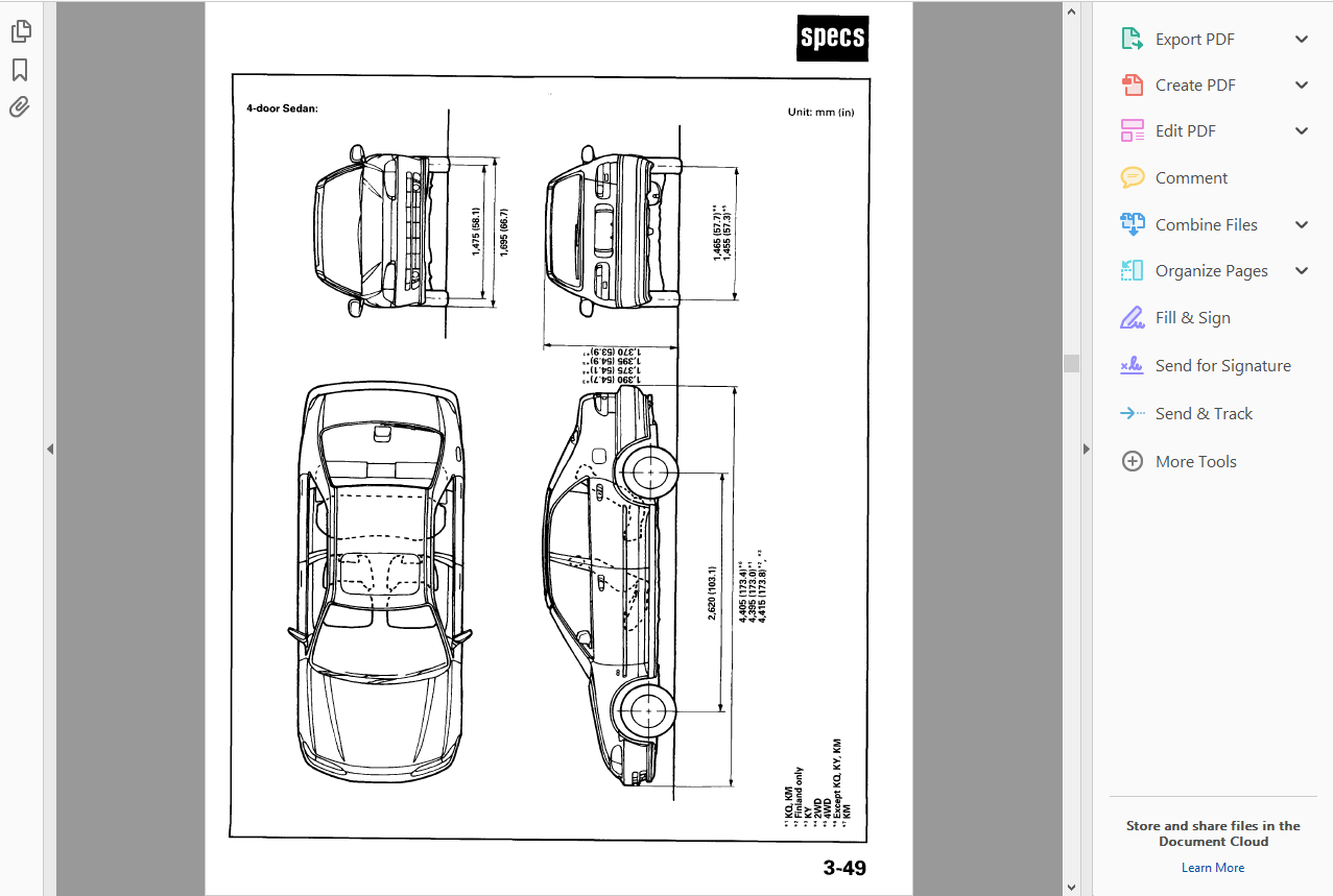1995 Honda Civic Wiring Diagram from service-manuals.eu