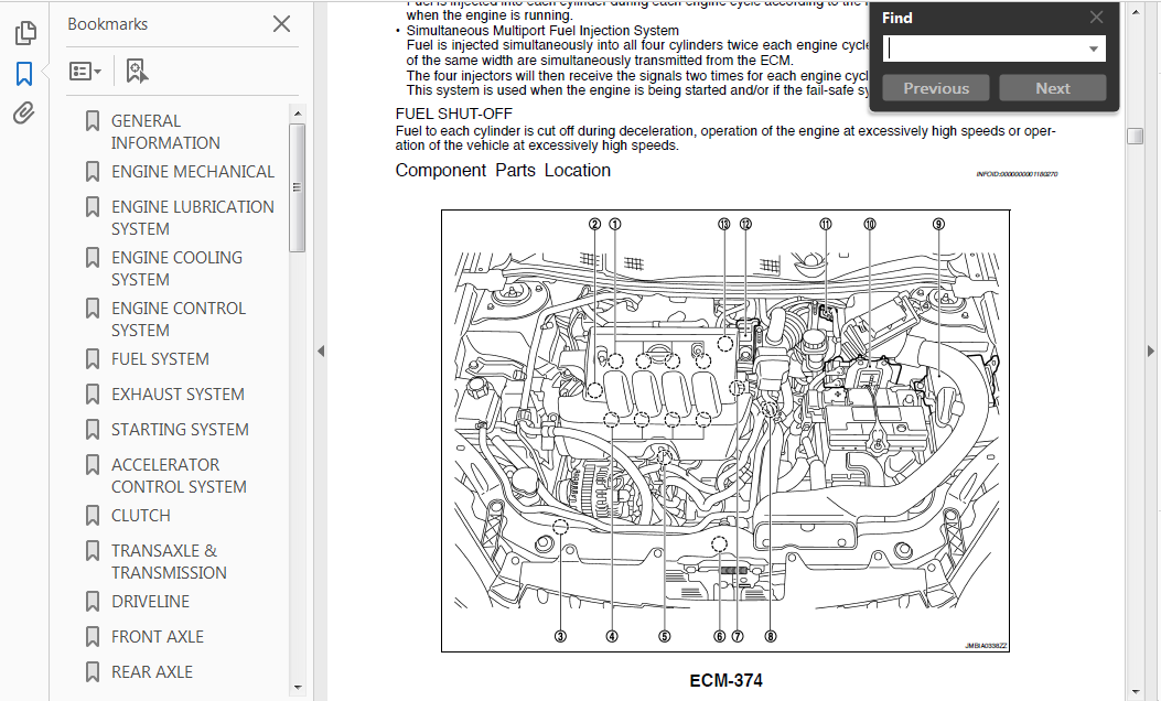 Official Workshop Service Repair Manual For Nissan Qashqai 2006